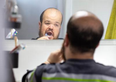Noi es raspatlla les dents